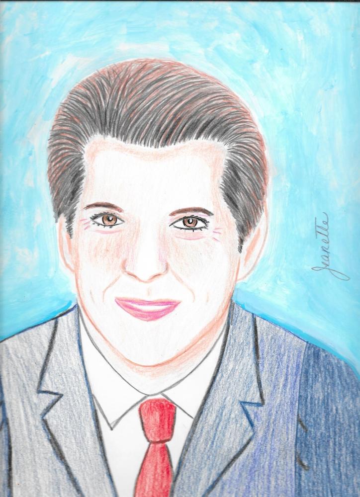 John F. Kennedy by Jeanette